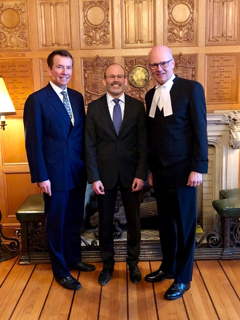 judson-brewer-canadian-parliament-visit